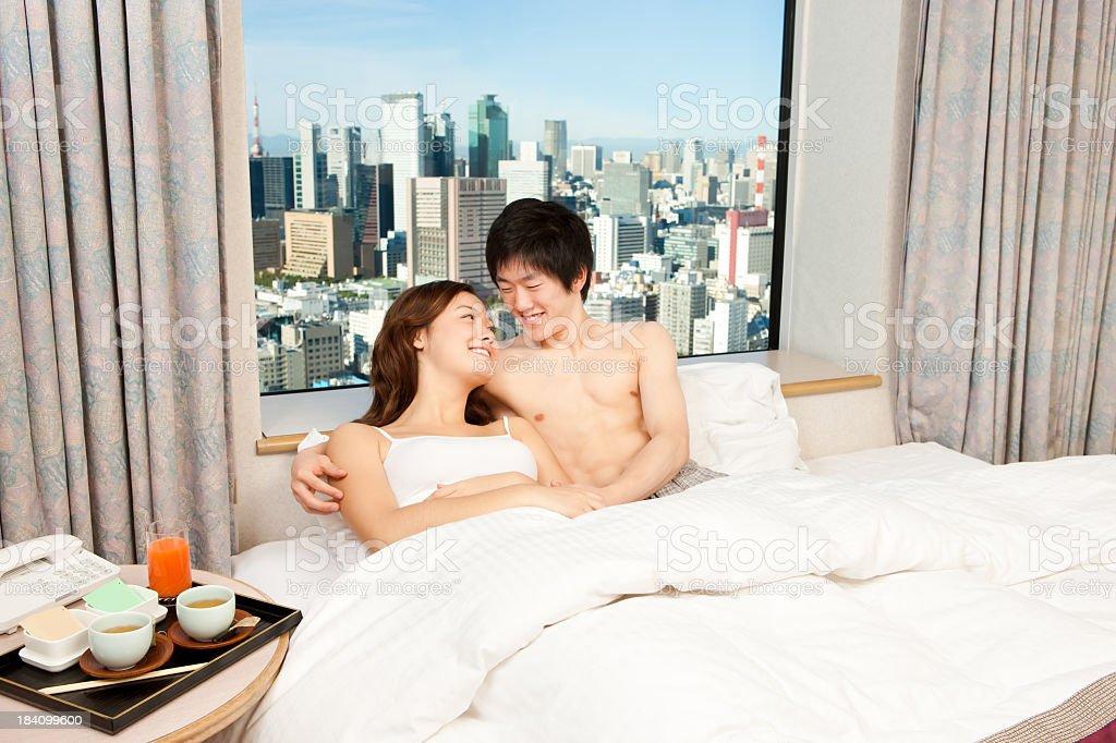 Азиаты в постели форум порно