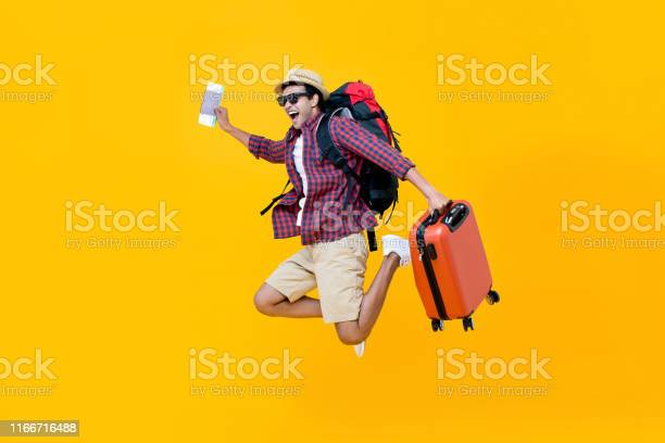 Happy asian man with air ticket jumping picture id1166716488?b=1&k=6&m=1166716488&s=612x612&h=yr4whbb5hcwelxxnccgiinf88aqdwvgjllpmnic2trm=