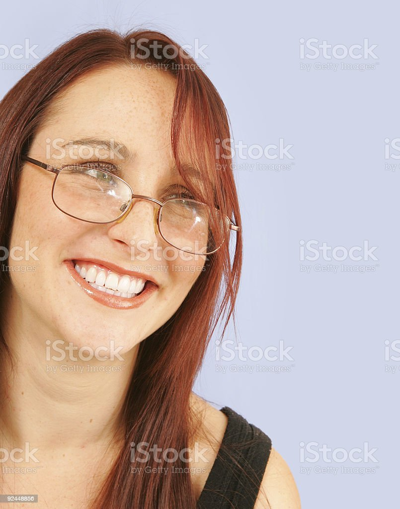 Happy at Business royalty-free stock photo