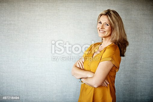 istock Happy at home 497218494