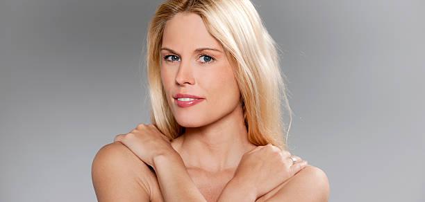 Beautiful Mature Nude Women Stock Photos, Pictures