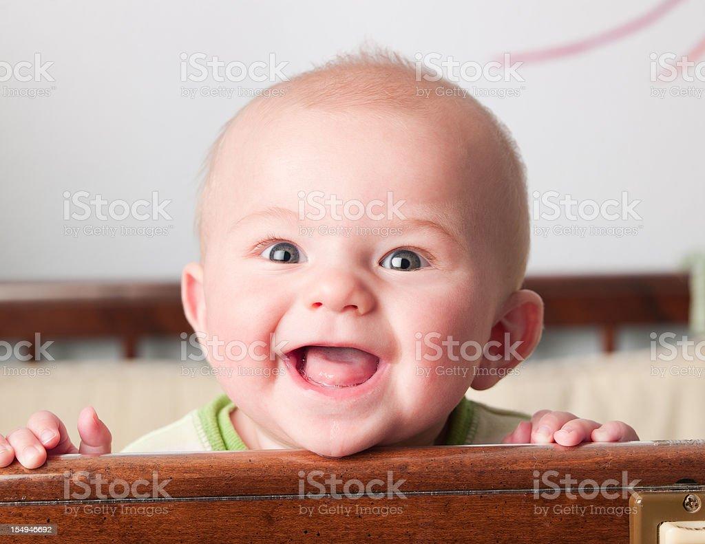 Heureux bébé - Photo
