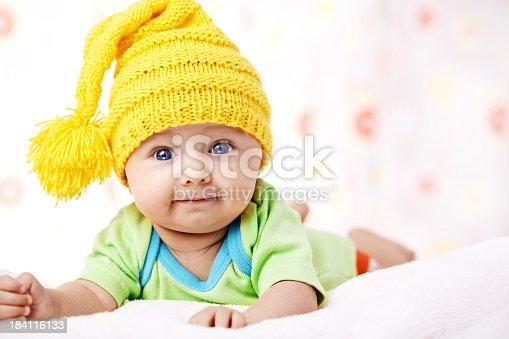 istock Happy Baby 184116133