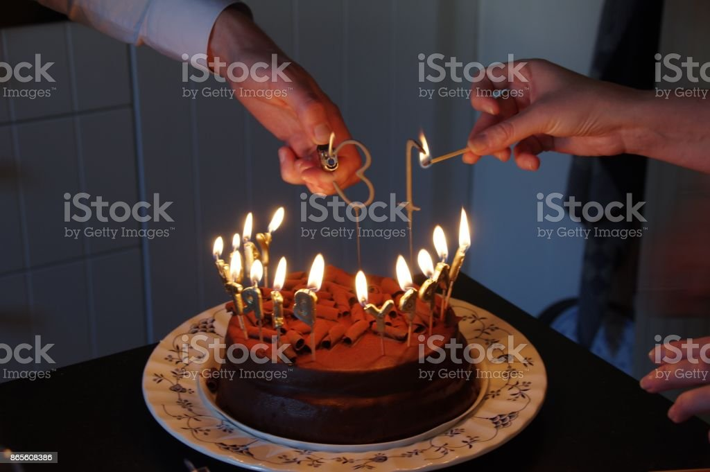 Happy Birthday Cake Stock Photo More Pictures Of 12 13 Years