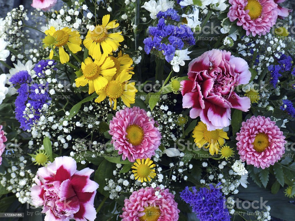 Happy birthday flowers stock photo more pictures of blossom istock happy birthday flowers royalty free stock photo izmirmasajfo Image collections