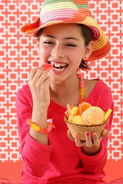 feliz aniversário - nails ice cream imagens e fotografias de stock