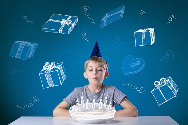 happy birthday - geburtstagswünsche mit bild stock-fotos und bilder