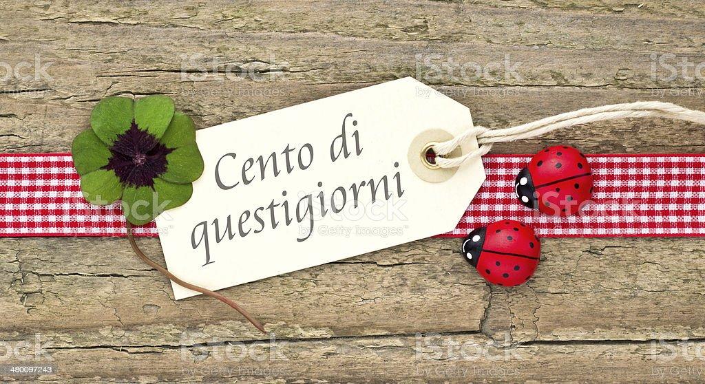 Die besten wunsche zum geburtstag italienisch