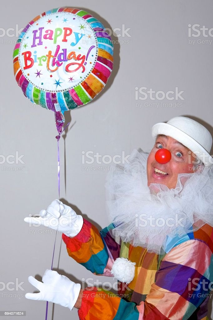 Happy Birthday stock photo