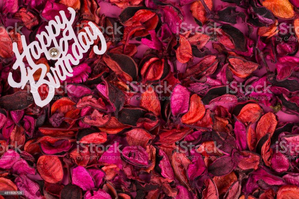 Buon Compleanno Con Rose Rosse Fotografie Stock E Altre Immagini