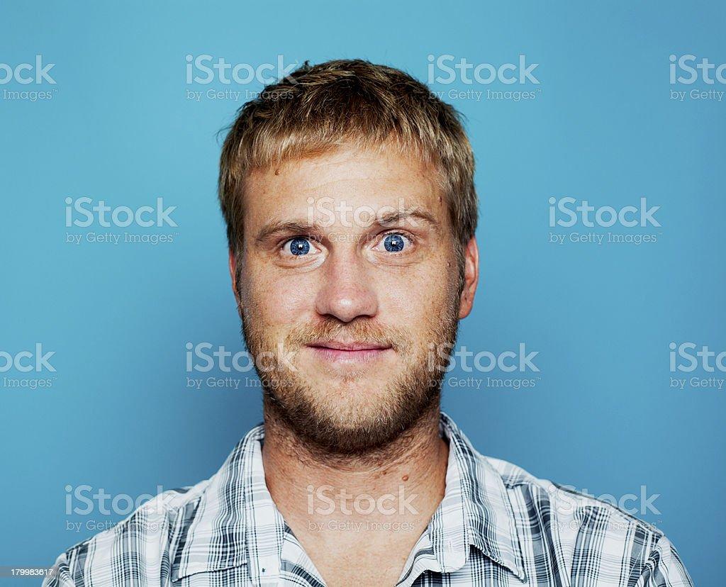 Haare mann blonde blaue augen blonde haare