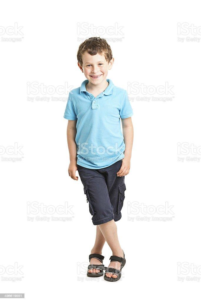 Feliz menino - foto de acervo