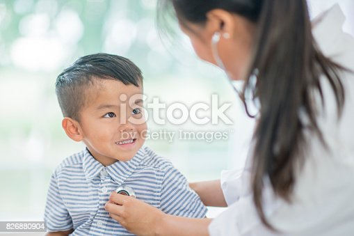 826880918 istock photo Happy Boy 826880904