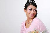 istock Happy Bride - Poonam 172233556