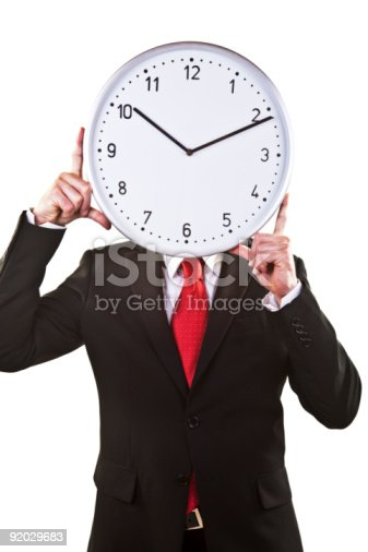 487354658 istock photo Happy business hour 92029683
