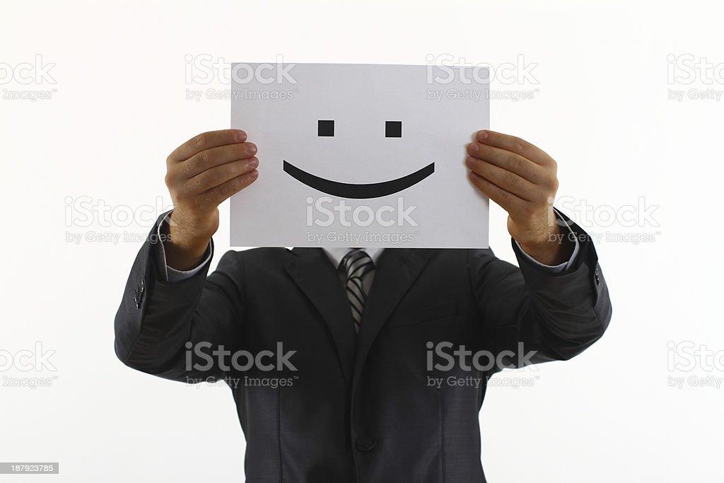Happy Business Man – Foto