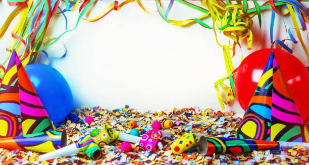 fröhlicher karneval - karnevalskostüme köln stock-fotos und bilder