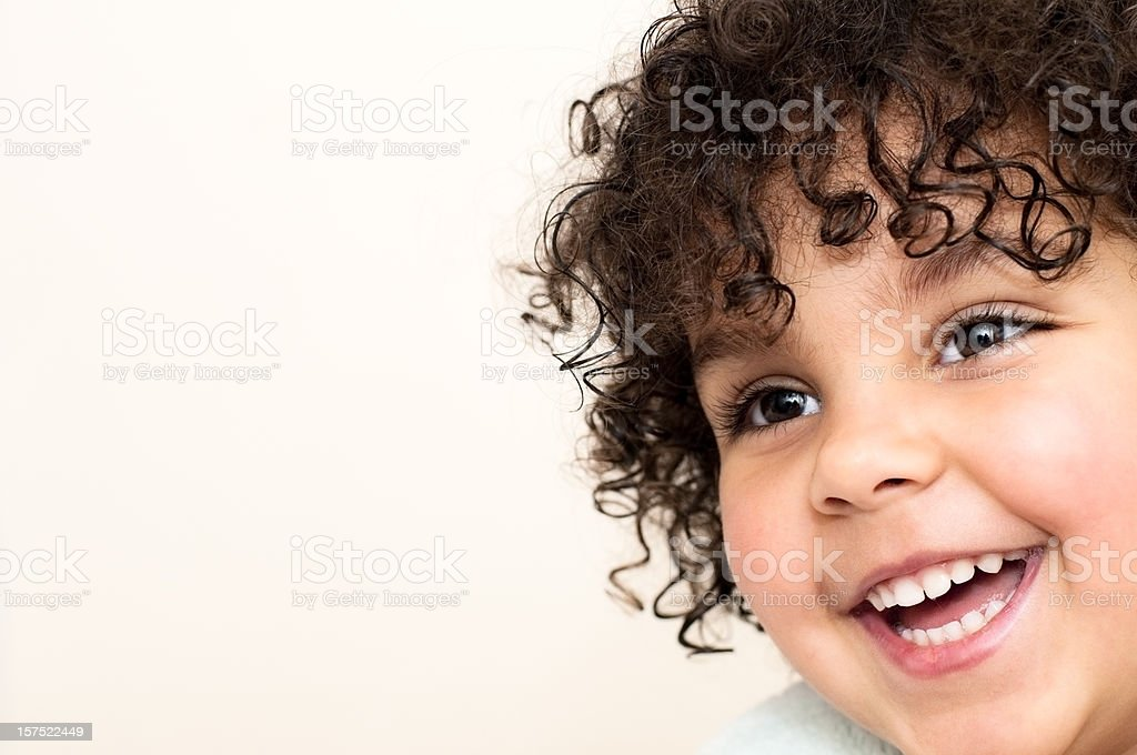 Happy Child ( serie ) royalty-free stock photo