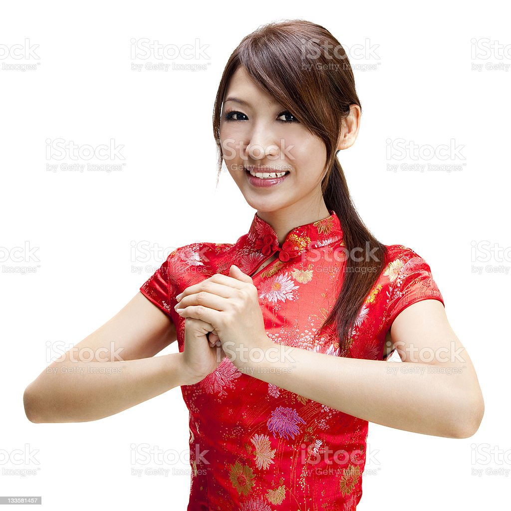Happy Chinese New Year royalty-free stock photo