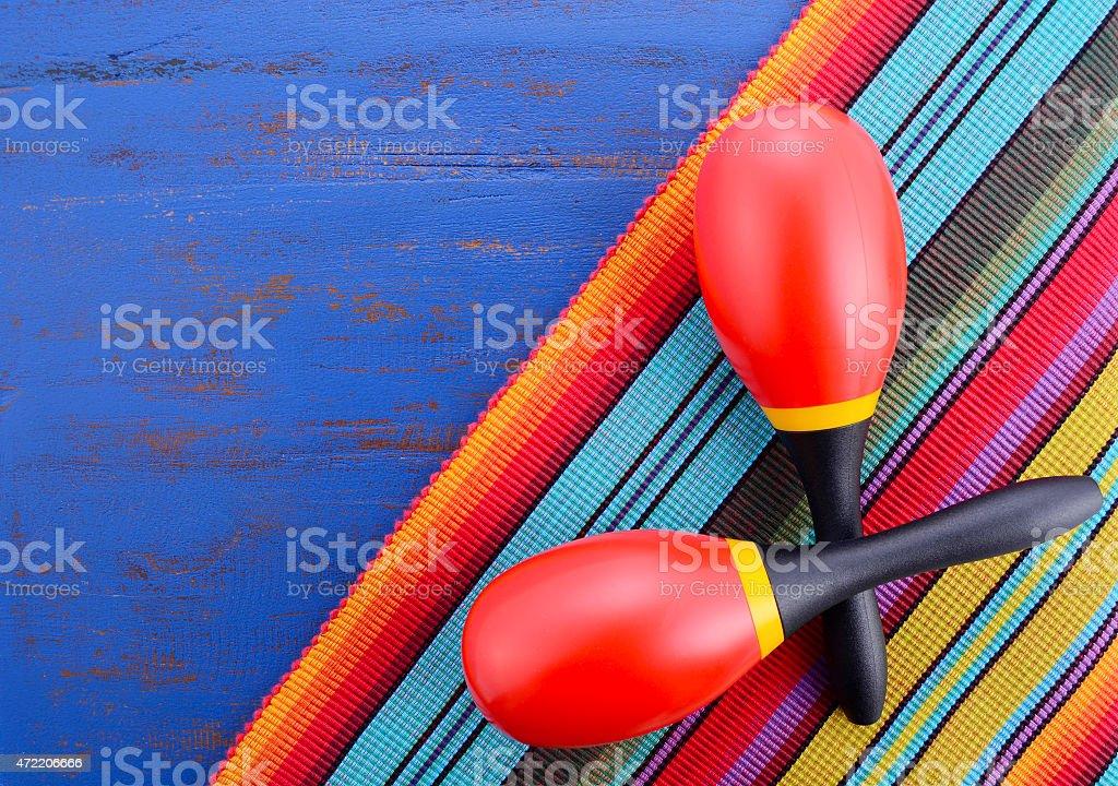 Happy Cinco de Mayo background stock photo