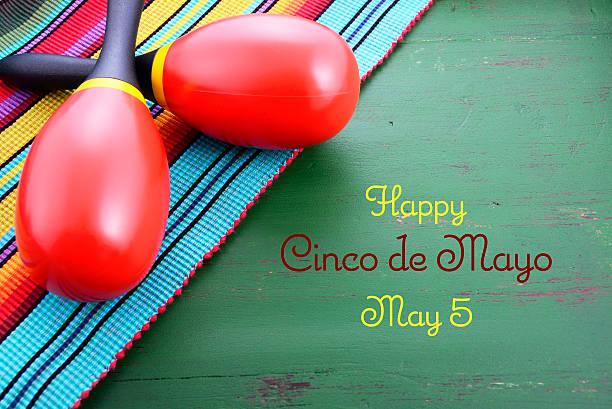 happy cinco de mayo background - cinco de mayo stock photos and pictures