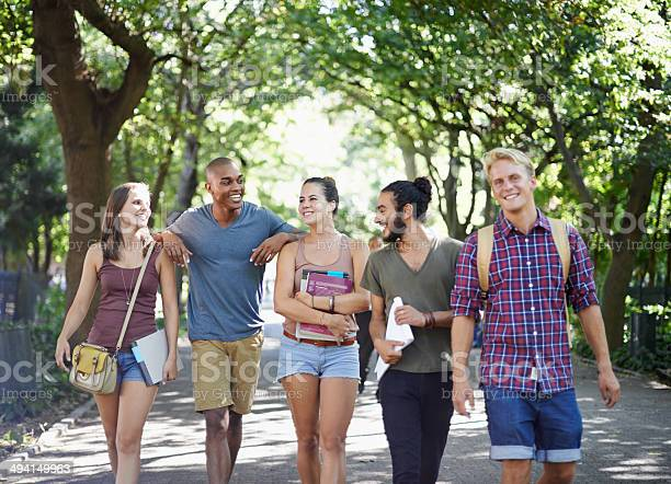 Happy classmates en route to class picture id494149963?b=1&k=6&m=494149963&s=612x612&h=1hqjnm8lin4 teywwnzuci55npzju 6x2inxkgofoxu=
