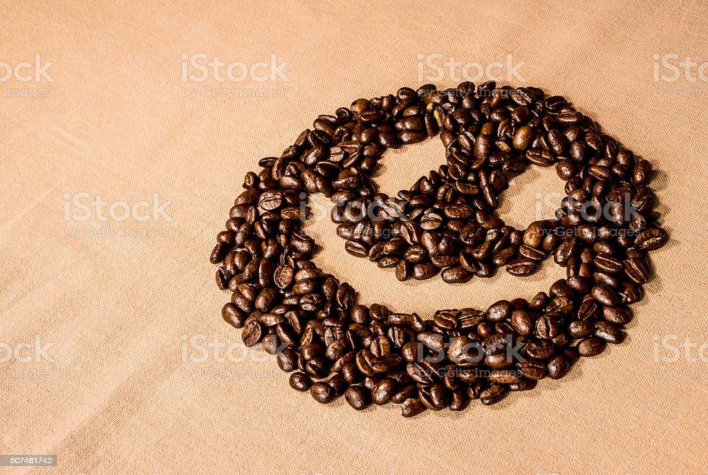 Glücklich Kaffee – Foto