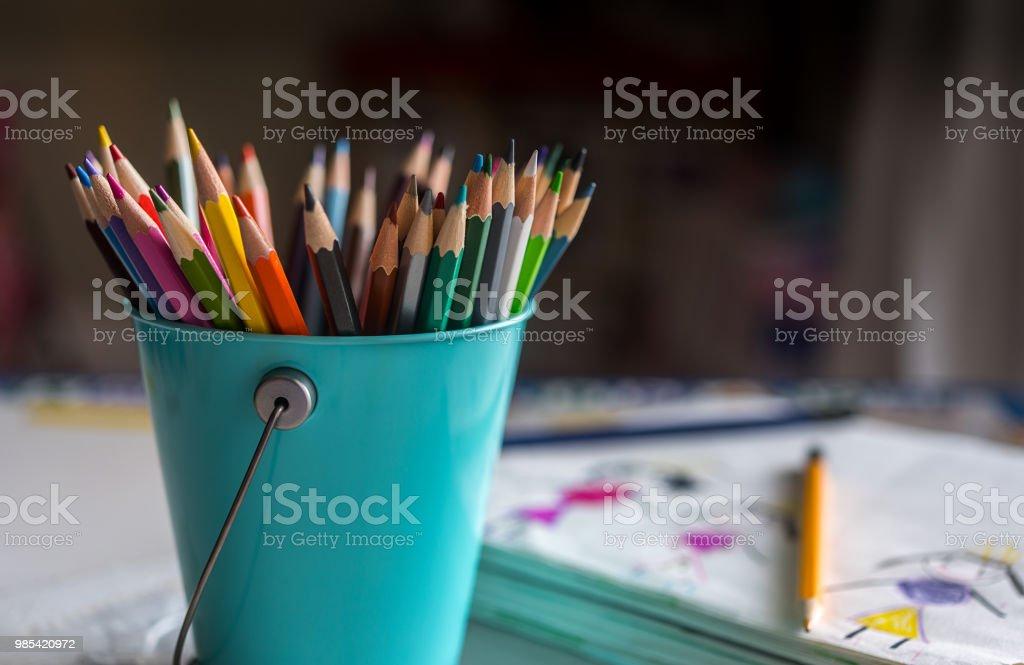 Happy colors royalty-free stock photo