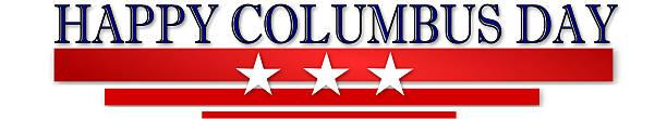 행복함 콜럼버스 일-연도 - columbus day 뉴스 사진 이미지