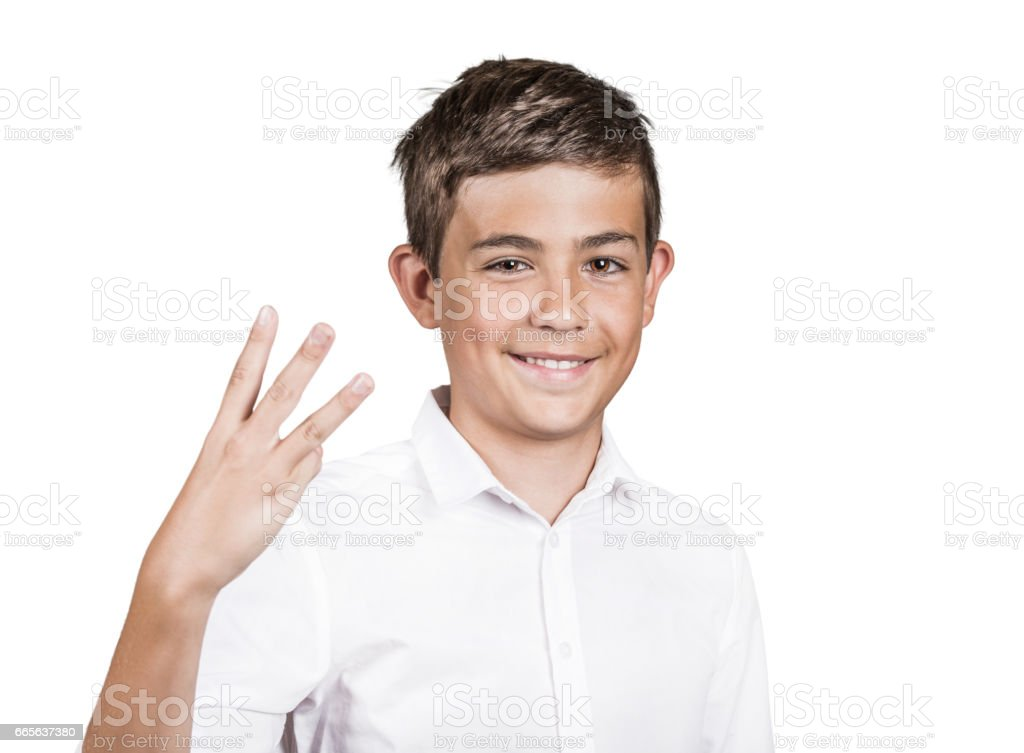 happy confident young man, handsome, smiling guy stock photo