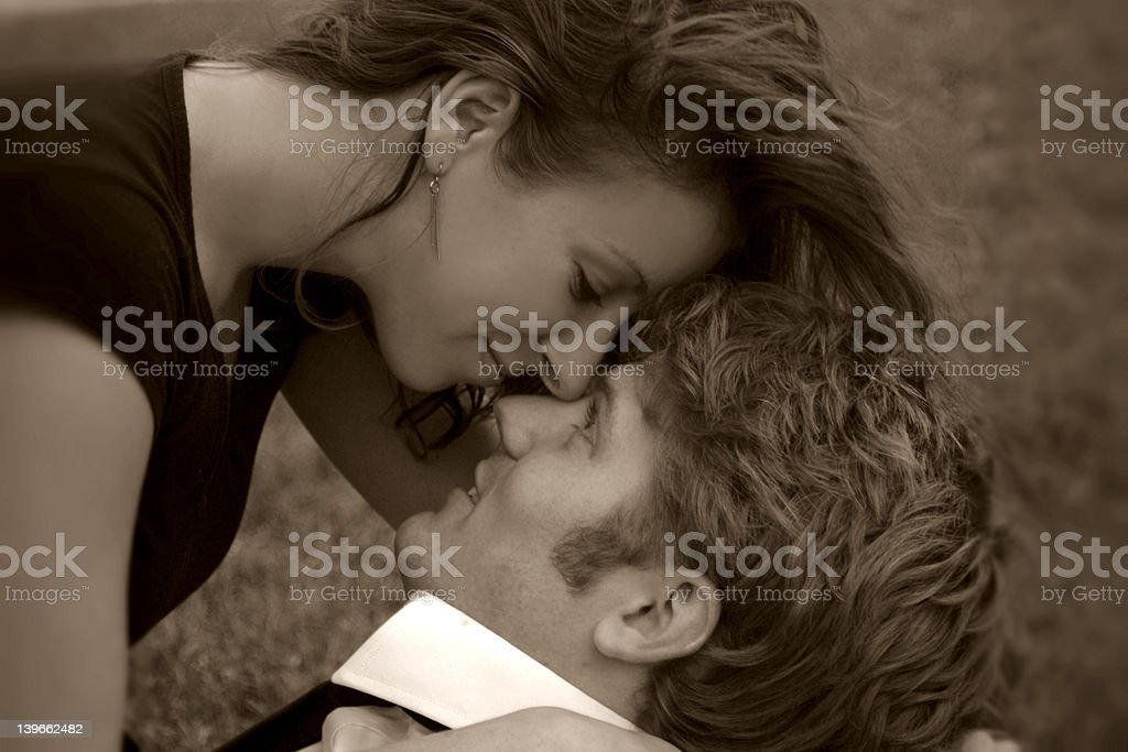 Happy Couple 5 royalty-free stock photo