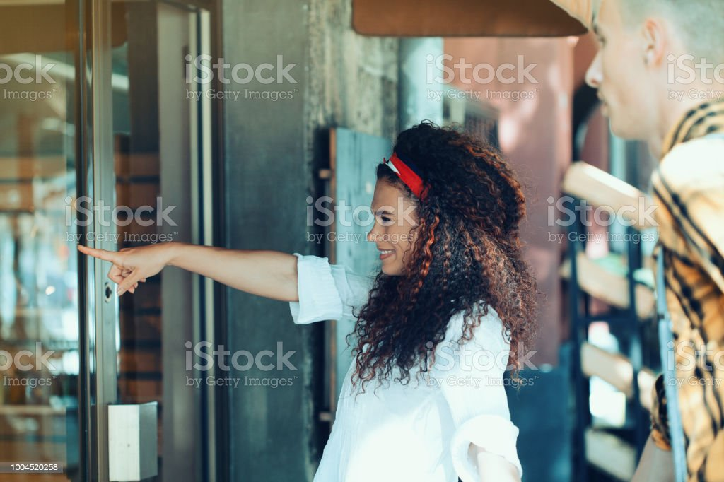 be8bb5d47776 Happy Couple Doing Shopping Stock Photo   More Pictures of 20-29 ...