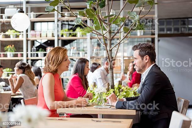 Happy couple having coffee at a restaurant picture id622007944?b=1&k=6&m=622007944&s=612x612&h=1wkalrtbrigaydfkaxv 0hd73kjrxho nud0necozya=