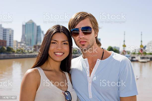 Happy Couple Stock Photo - Download Image Now
