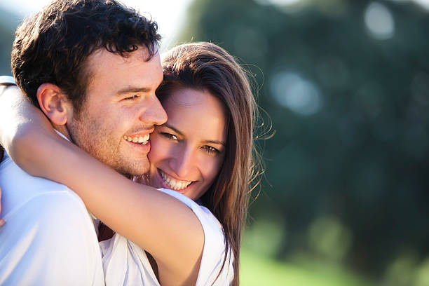 Heureux couple - Photo