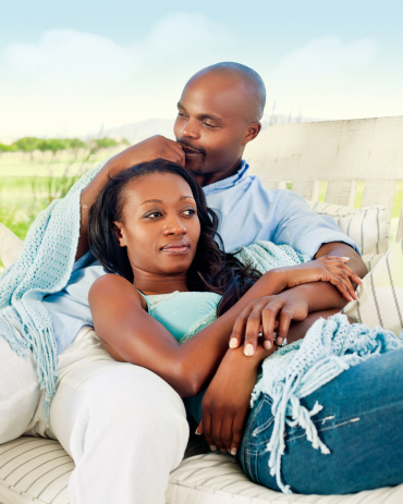 Happy Couple Stock Photo - Download Image Now