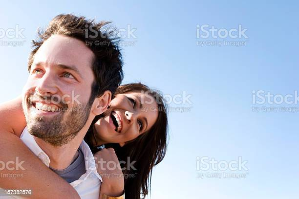 Happy Couple  Adult Stock Photo