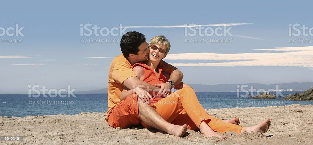 Happy couple - Royalty-free Adult Stock Photo