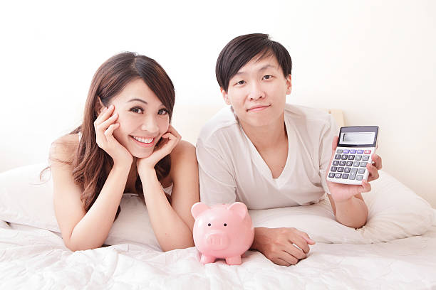 380 Saving Money Chinese Couple Stock Photos, Pictures & Royalty-Free  Images - iStock