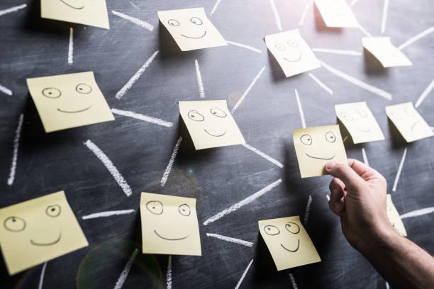 Un client heureux amènera d'autres clients - Photo