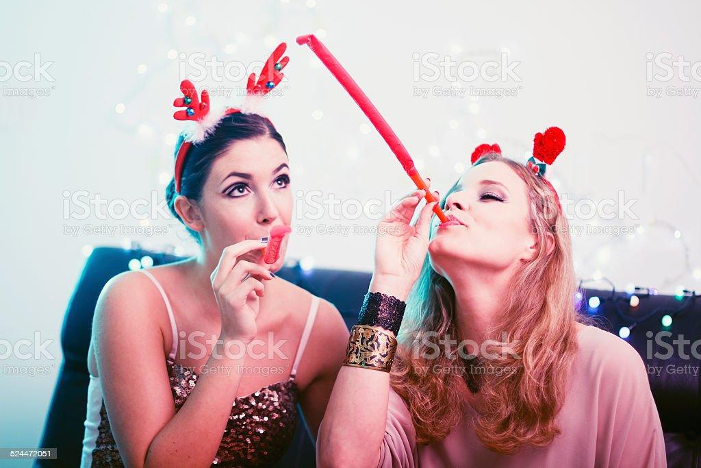 Happy december stock photo