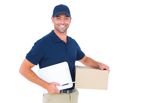 royalty free delivery man pictures images and stock photos istock