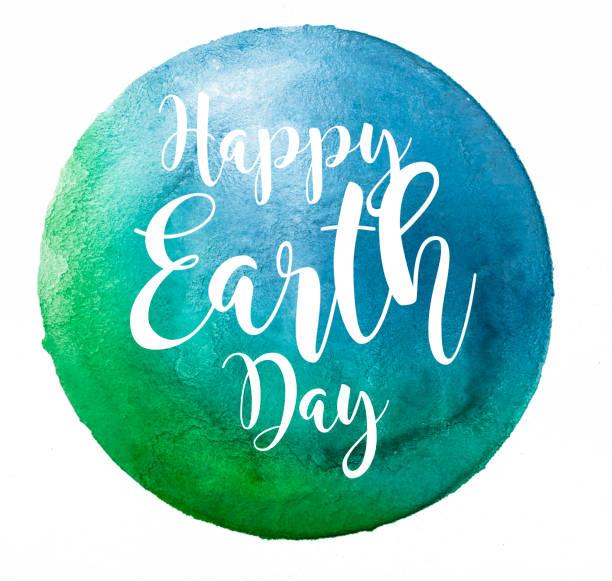 happy earth day  - tag der erde stock-fotos und bilder