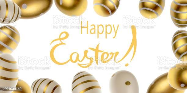 Happy easter background golden shine decorated eggs in shape frame picture id1204039142?b=1&k=6&m=1204039142&s=612x612&h=blr3dv5j6jhbj4fluijoxxl22xvmoesyqnl68rxbxra=