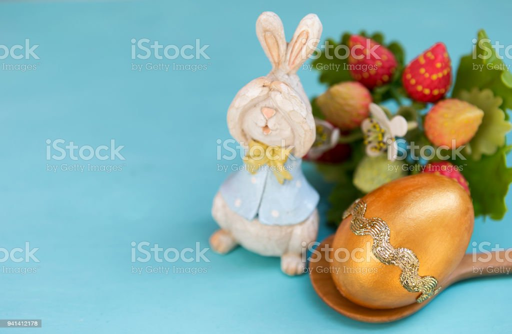 Happy Easter concept, stock photo
