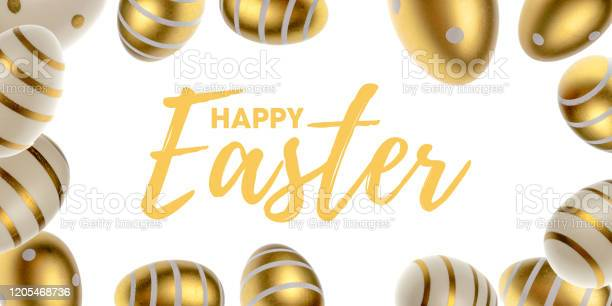 Happy easter falling golden shine decorated eggs in shape frame on picture id1205468736?b=1&k=6&m=1205468736&s=612x612&h=sxrcgtfatpov7x1pmsmnnkoysuhcskbfrgzwpk7ymla=