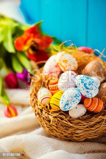 922658520 istock photo Happy Easter 913165756