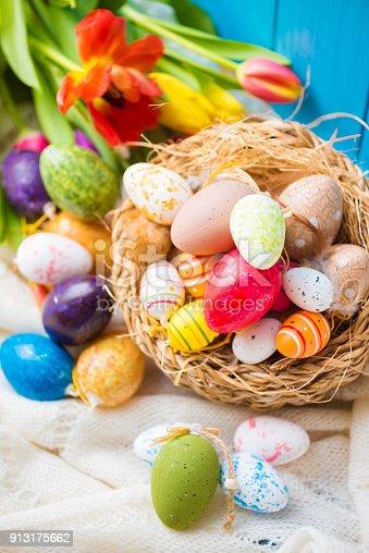 922658520 istock photo Happy Easter 913175662
