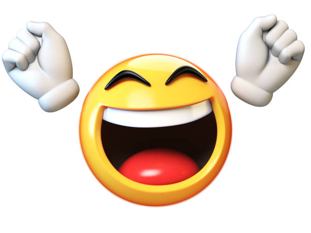 Happy emoji isolated on white background emoticon with raised hands picture id868644330?b=1&k=6&m=868644330&s=612x612&w=0&h=wi8dsys3vaknggv8n5df8yrrtpkxaxcotwhnb0zibya=