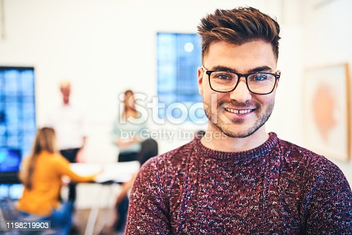 624700110istockphoto A happy employee is a company's greatest asset 1198219903